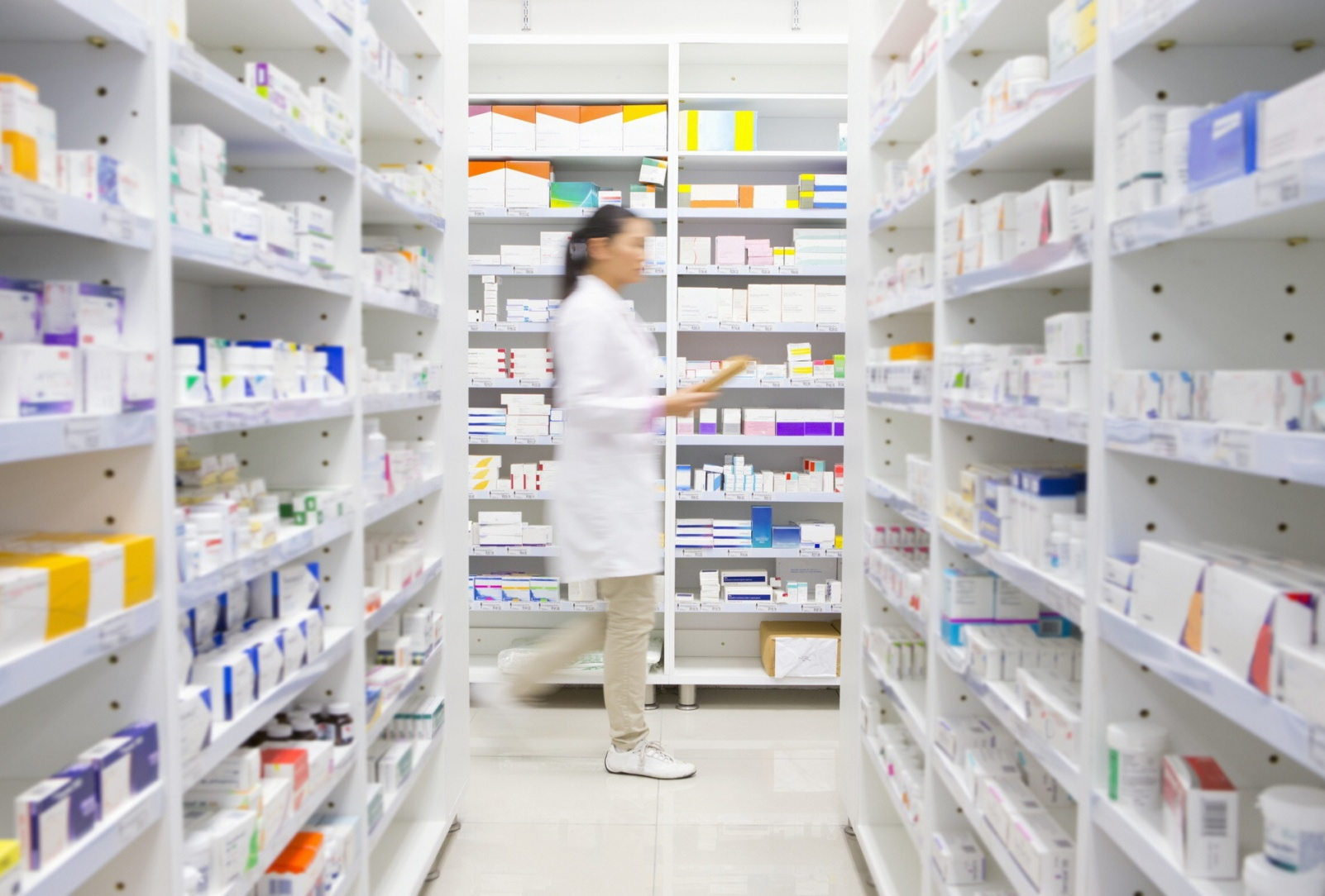 Prescription Service - Free Delivery Across England