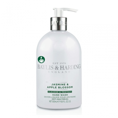 Anti-Bacterial Hand Wash. Kills 99.9% Of Bacteria.