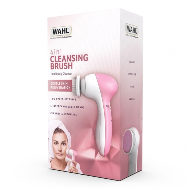 Wahl CLEANSING BRUSH 4 IN 1