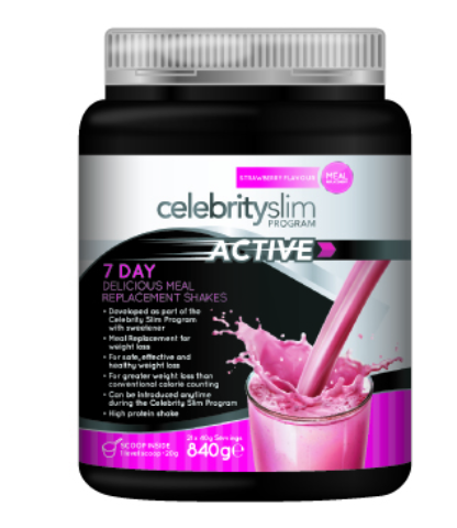Celebrity Slim ACTIVE Meal