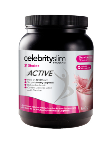 Celebrity Slim Active – Strawberry