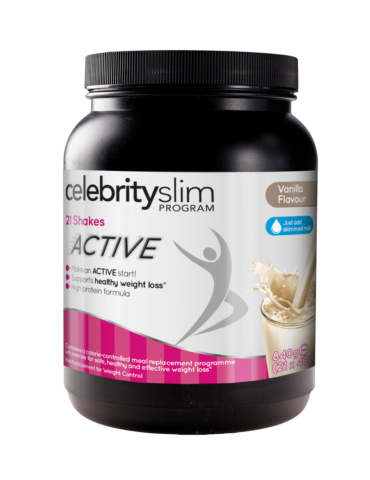 Celebrity Slim Active – Vanilla