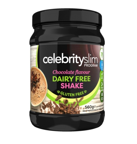 Celebrity Slim Dairy Free Chocolate Shake