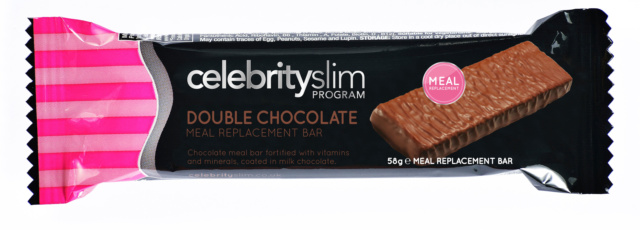 Celebrity Slim Active Double Chocolate Meal Bar