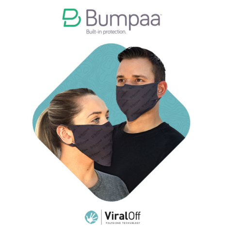 Face Mask - Antiviral, High Quality Protective And Re-Usable
