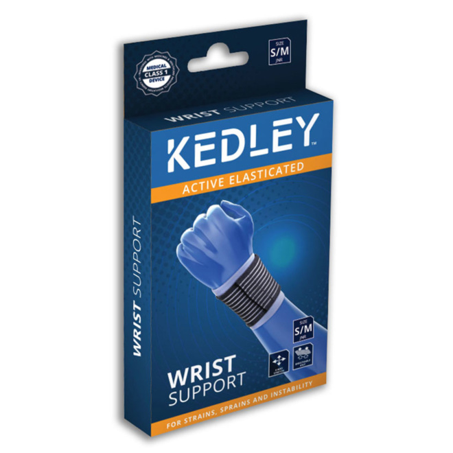 Kedley Wrist Support S M Pack