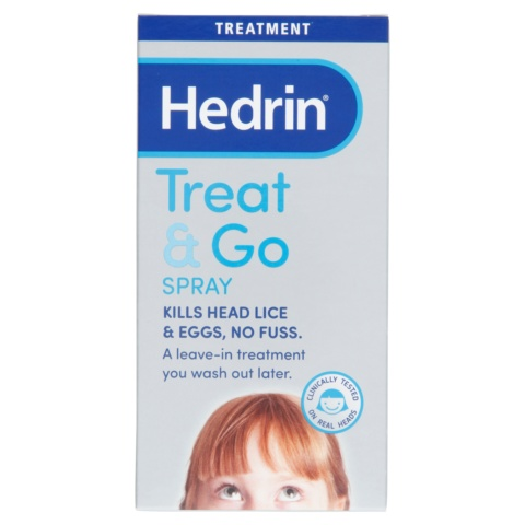 Hedrin Treat & Go Spray