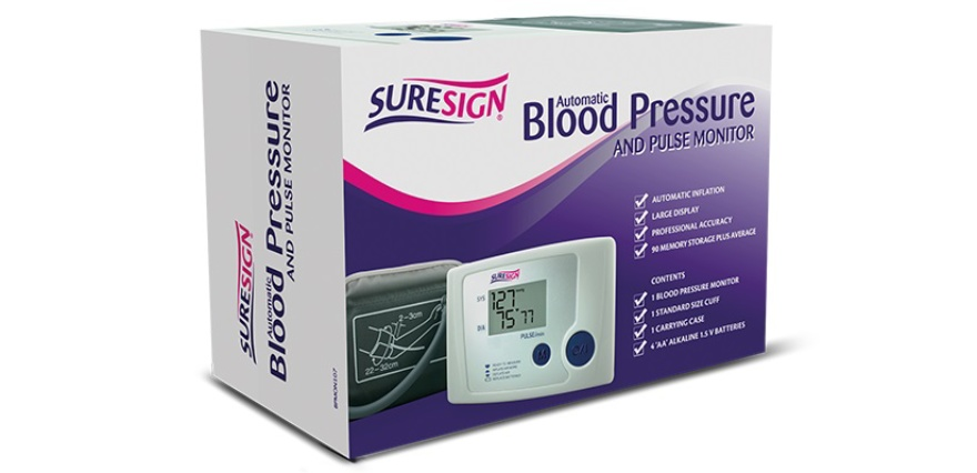 Suresign Blood Pressure Monitor