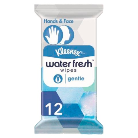 Kleenex Water Fresh Gentle