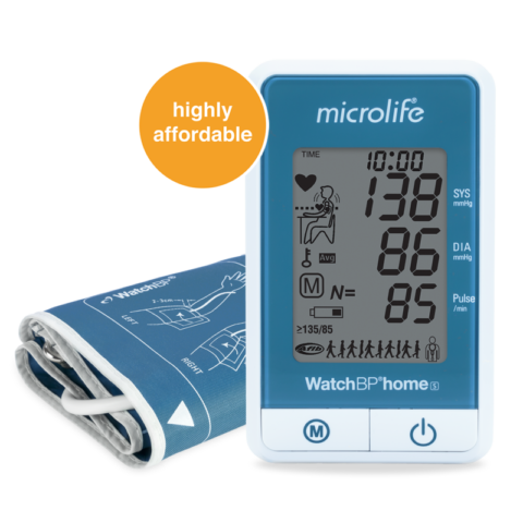 Microlife Home S Blood Pressure Monitor
