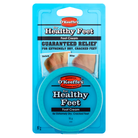 O'Keeffe's for Healthy Feet Foot Cream 91g