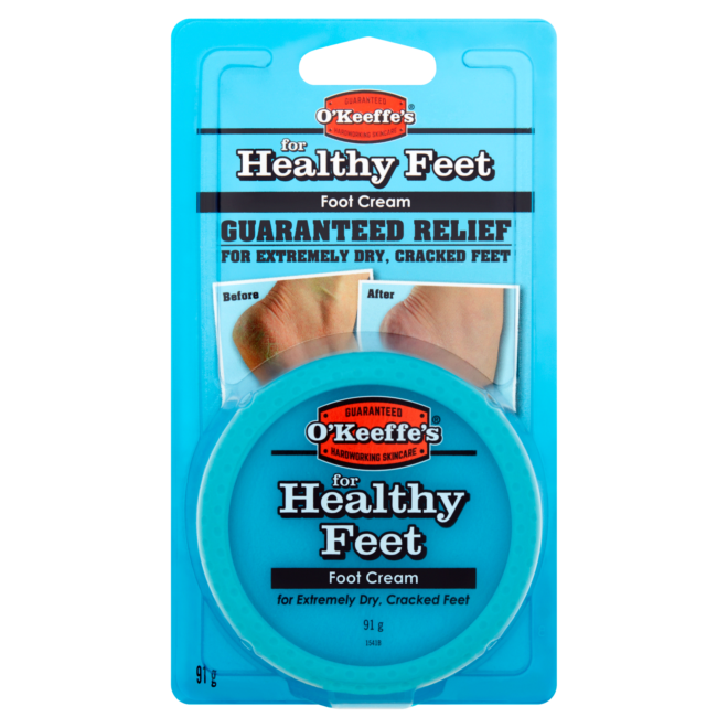 5704947001407 T1 O Keeffe s for Healthy Feet Foot Cream 91g