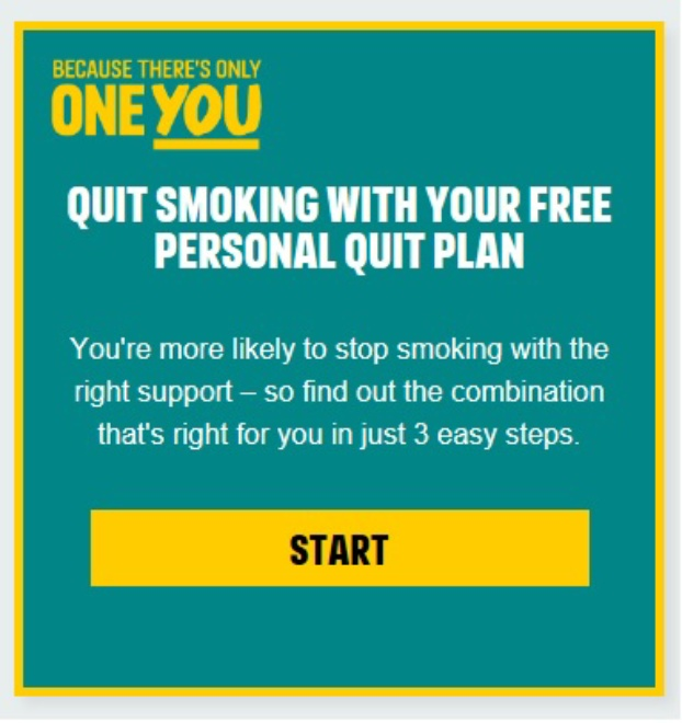 Personal Quit Smoking Plan