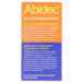Abidec Multivitamin Drops for Babies & Children b