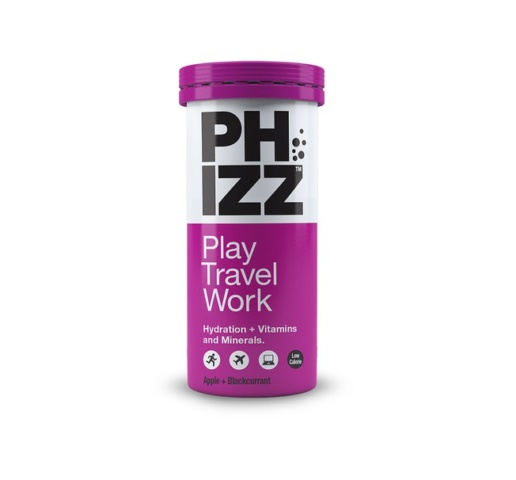 Phizz Apple & Blackcurrant Hydration Tabs 10s
