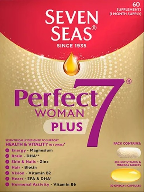 Seven Seas Perfect 7 Plus Woman