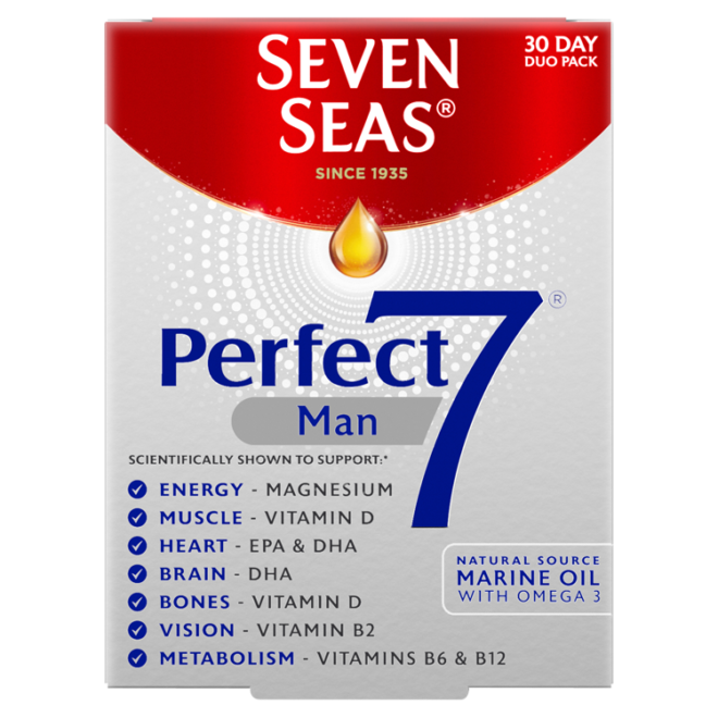 Seven Seas Perfect7 Man f
